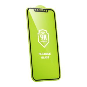 3D Panzerglas Flexibel iPhone XR / iPhone 11