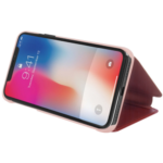 "iPhone XS Max Book Case ""Milo Mirror"""