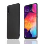 Samsung Galaxy A51 Silicon Case Schwarz
