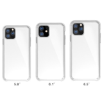 iPhone 11 Pro Max Silicon Case Air Transparent