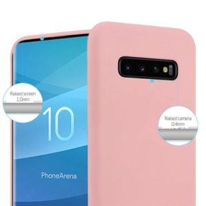 Samsung Galaxy S10 TPU-Case Rosa