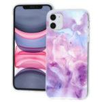 iPhone 11 TPU-Case – Purple Star