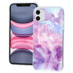 iPhone 11 TPU-Case – Purple Star