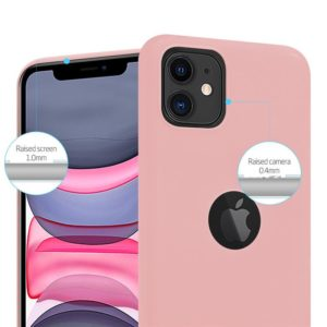 iPhone 11 TPU-Case Rosa