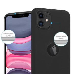 iPhone 11 TPU-Case schwarz