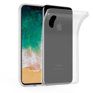 "iPhone XS Max TPU-Case Transparent ""The Ocean Cleanup"""