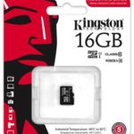 Kingston Micro SDHC 16GB