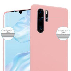 Huawei P30 Pro Silicon Case Rosa