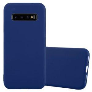 Samsung Galaxy S10 TPU-Case Blau
