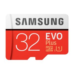 Samsung Evo Plus Micro-SDHC 32GB