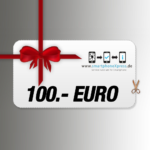 100€ Geschenkgutschein